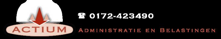 Administratiekantoor Actium Administratie en Belastingen
